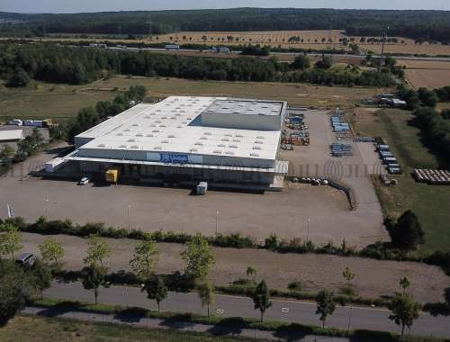 Hallen Isseroda, 99428 - Halle - Isseroda - B1580 - 9872870
