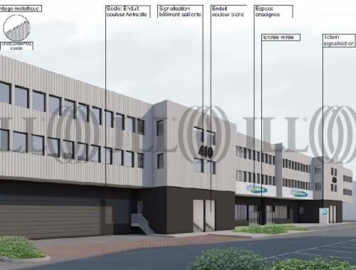 Activités/entrepôt Aubervilliers, 93300 - undefined - 9874497