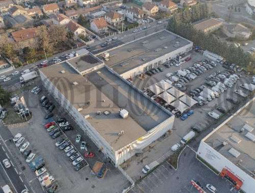Activités/entrepôt Venissieux, 69200 - Lyon Sud : batiment à louer ou à vendre - 9940247