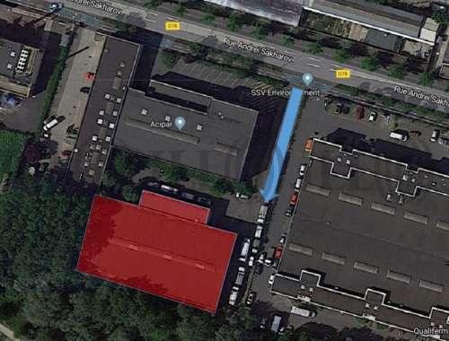 Activités/entrepôt Bondy, 93140 - 42 RUE ANDREI SAKHAROV - 9986719