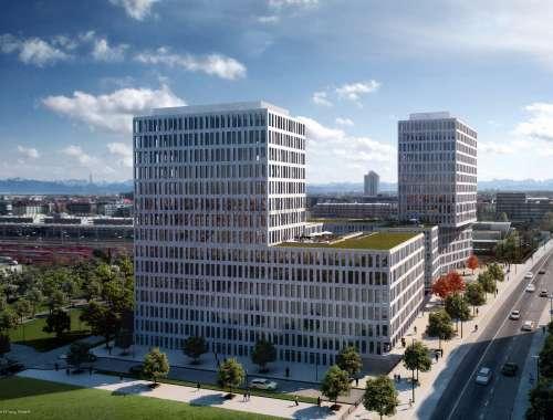 Büros München, 80639 - Büro - München, Neuhausen-Nymphenburg - M1150 - 9991138
