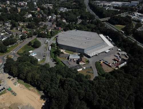 Hallen Bochum, 44805 - Halle - Bochum, Harpen - D0684 - 10018319