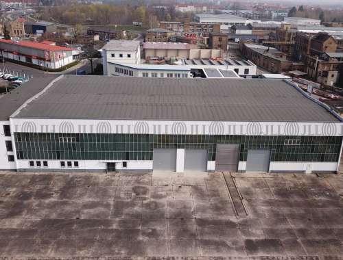 Hallen Leipzig, 04159 - Halle - Leipzig, Wahren - B1675 - 10042004
