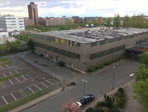 Hallen Berlin, 13507 - Halle - Berlin, Tegel - B0023 - 10054204