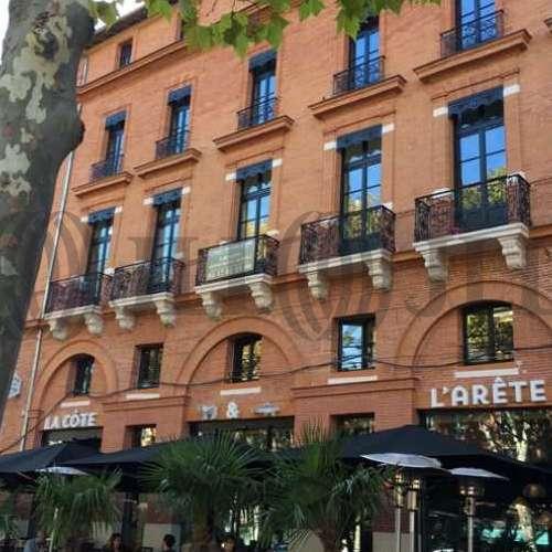 Bureaux Toulouse, 31000 - 25 BOULEVARD DE STRASBOURG - 8916604