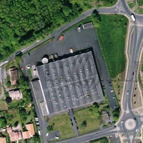 Plateformes logistiques Niort, 79000 - Entrepot à vendre - Niort - 9468211