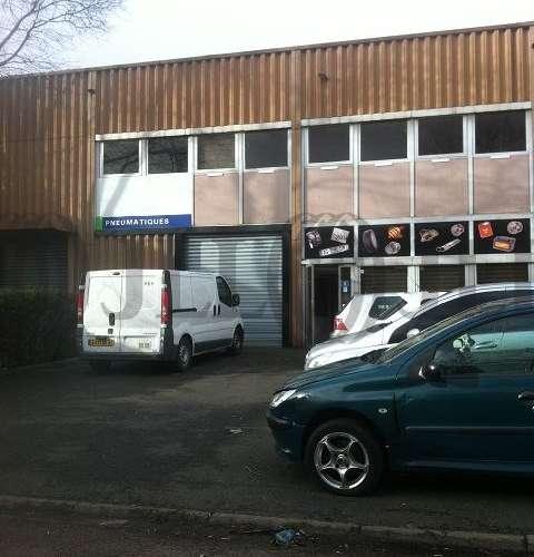 Activités/entrepôt Aulnay sous bois, 93600 - ZI DE LA FOSSE A LA BARBIERE - 9475815