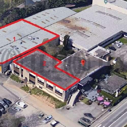 Activités/entrepôt Dardilly, 69570 - Location locaux d'activité Dardilly (69) - 9526488