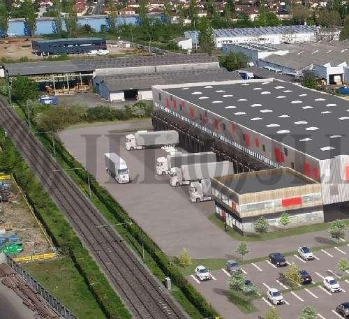 Plateformes logistiques Meyzieu, 69330 - Transporteur : location entrepot Meyzieu - 9550438