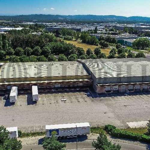 Plateformes logistiques St quentin fallavier, 38070 - Entrepot à vendre Lyon - Transporteur - 9607989
