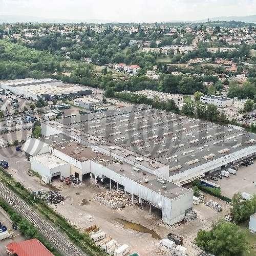Plateformes logistiques Irigny, 69540 - Entrepot à vendre / à louer - Lyon Sud - 9647082