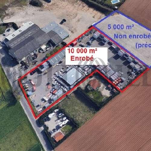 Activités/entrepôt Meyzieu, 69330 - Location locaux d'activité Meyzieu - 9647611