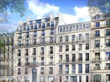 Bureaux à louer à PARIS 75008 - 79-81 BOULEVARD HAUSSMANN 1