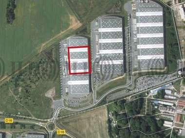 Entrepôt à louer à SURVILLIERS 95470 - IDF NORD / POLE DE MARLY LA VILLE 1
