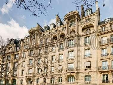 Bureaux à louer à PARIS 75017 - 42 AVENUE DE LA GRANDE ARMEE 1
