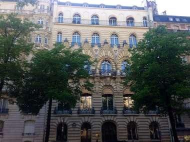 Bureaux à louer à PARIS 75017 - 29 AVENUE MAC MAHON 1