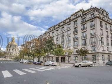 Bureaux à louer à PARIS 75007 - 1BIS AVENUE LOWENDAL 1