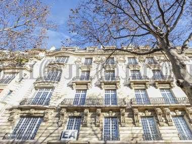 Bureaux à louer à PARIS 75017 - 14 AVENUE DE LA GRANDE ARMEE 1