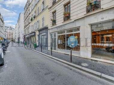 Bureaux à vendre à PARIS 75007 - 10 RUE AUGEREAU 1