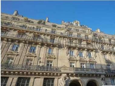 Bureaux à louer à PARIS 75001 - 15 RUE DU LOUVRE 1