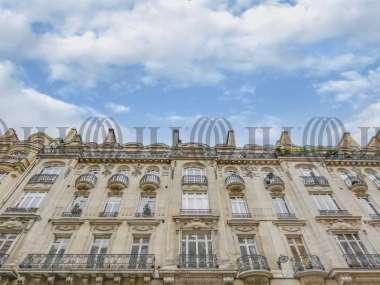 Bureaux à louer à PARIS 75017 - 107 RUE DE COURCELLES 1