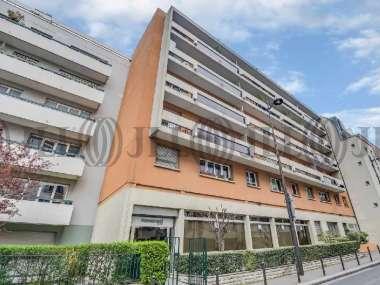 Bureaux à louer à PARIS 75019 - 7 RUE DE THIONVILLE 1