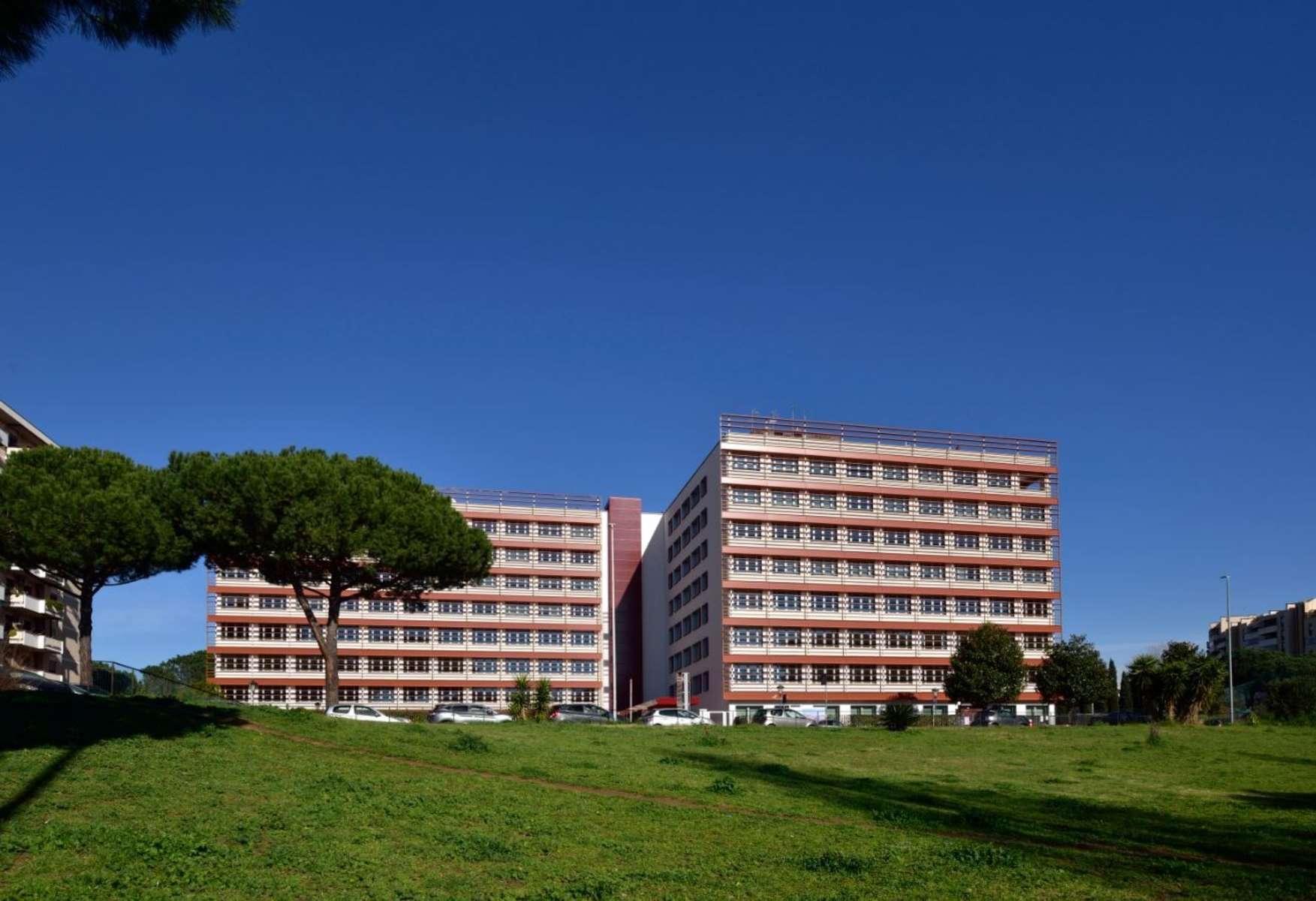 Via vittorini 129 uffici immobili per in locazione jll for Uffici temporanei roma termini