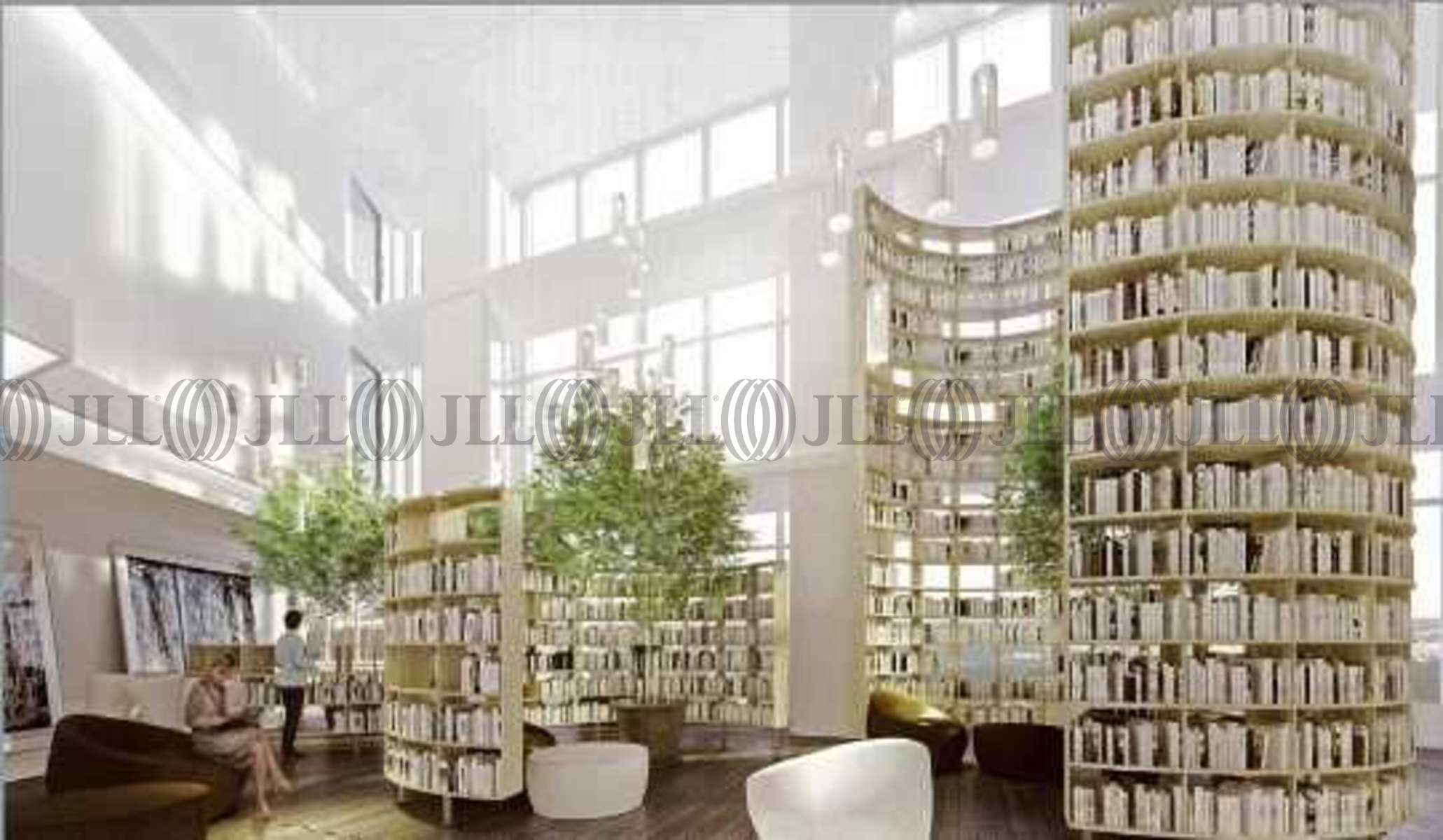 bureaux louer centre d 39 affaires kwerk tour first 92400 courbevoie 56914 jll. Black Bedroom Furniture Sets. Home Design Ideas