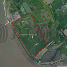 Grundstück Emden Foto I0260