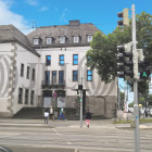 Wohn-und Geschäftshaus Darmstadt foto I0328