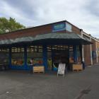 Supermarkt Wiesbaden foto I0358