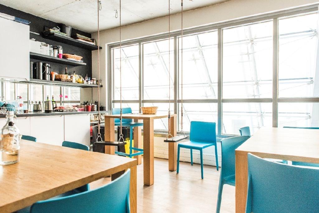 Bureaux partagés paris bench et bureaux partagés materic