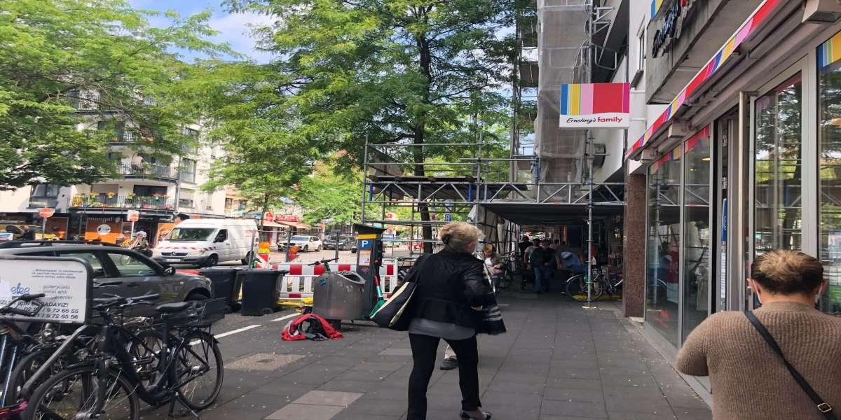 Köln Stadtgebiet