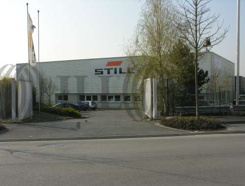 Activités/entrepôt Reims, 51100 - RUE ROBERTR FULTON / RUE PAUL MAINO - 488743