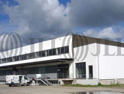 Hallen Hannover, 30179 - Halle - Hannover, Brink-Hafen - H0403 - 9395725