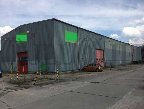 Hallen Leipzig, 04249 - Halle - Leipzig, Hartmannsdorf-Knautnaundorf - B1260 - 9420056