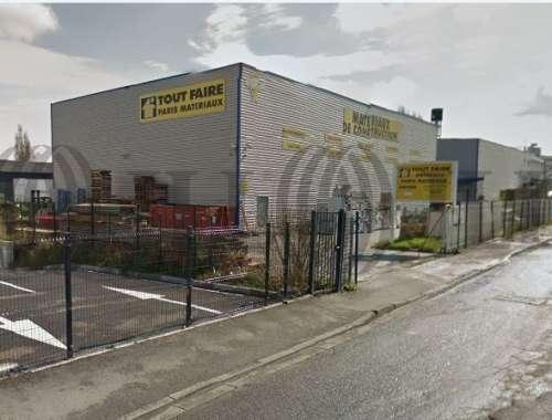 Activités/entrepôt Villeneuve la garenne, 92390 - 54 RUE DE LA BONGARDE - 9472084