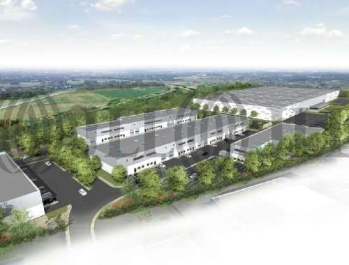 Activités/entrepôt Neuville sur oise, 95000 -  RUE DES CAYENNES - 9475485