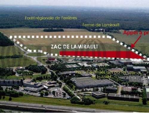 Activités/entrepôt Collegien, 77090 - TECHNOPARC DE LAMIRAUT - 9447711