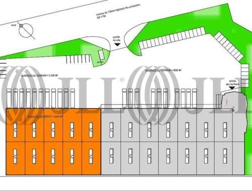 Activités/entrepôt Gonesse, 95500 - 12 AVENUE DU 12EME REGIMENT DE CUIRASSIERS - 9478630