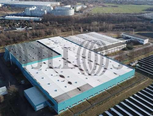 Hallen Leipzig, 04347 - Halle - Leipzig, Schönefeld-Abtnaundorf - B0993 - 9502401
