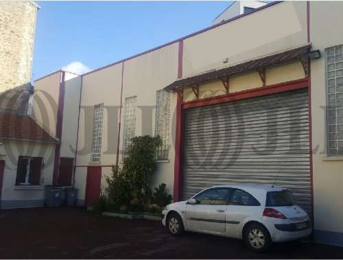 Activités/entrepôt Ivry sur seine, 94200 - 7 RUE PIERRE GALAIS - 9515832