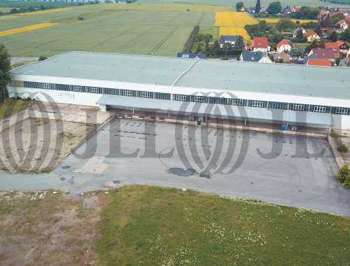 Hallen Erfurt, 99095 - Halle - Erfurt, Mittelhausen - B1267 - 9551304