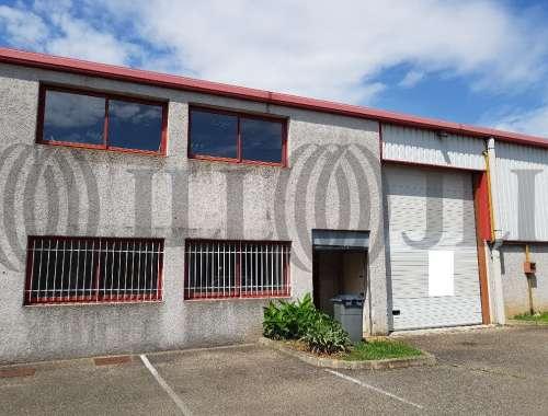 Activités/entrepôt Chassieu, 69680 - Location entrepôt Chassieu - Proche Lyon - 9568062