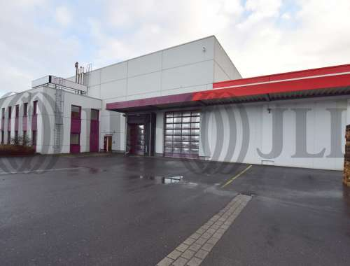 Hallen Duisburg, 47269 - Halle - Duisburg, Großenbaum - D2484 - 9887473
