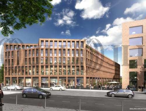 Büros Hamburg, 22305 - Büro - Hamburg, Barmbek-Nord - H1439 - 9909607