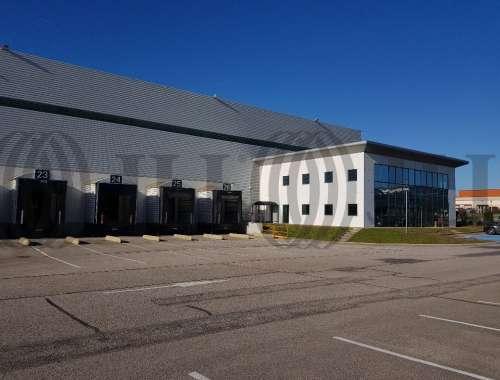 Plateformes logistiques St quentin fallavier, 38070 - Location entrepot Lyon - Nord-Isère (38) - 9930508