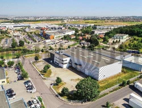 Activités/entrepôt Chaponnay, 69970 - Bâtiment mixte à louer - Proche Lyon - 10026827