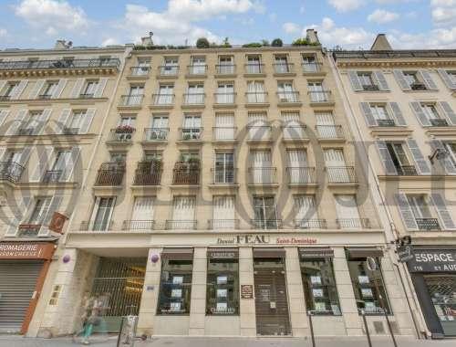 Bureaux Paris, 75007 - 118 RUE SAINT DOMINIQUE - 10351603
