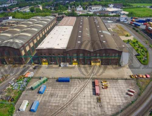 Hallen Duisburg, 47249 - Halle - Duisburg, Wanheim-Angerhausen - D2596 - 10446390